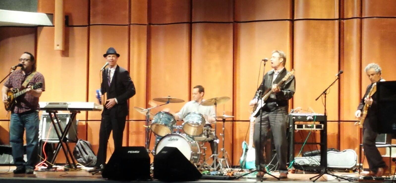 The Innocent Bystanders - Central Library San Diego - April 2014