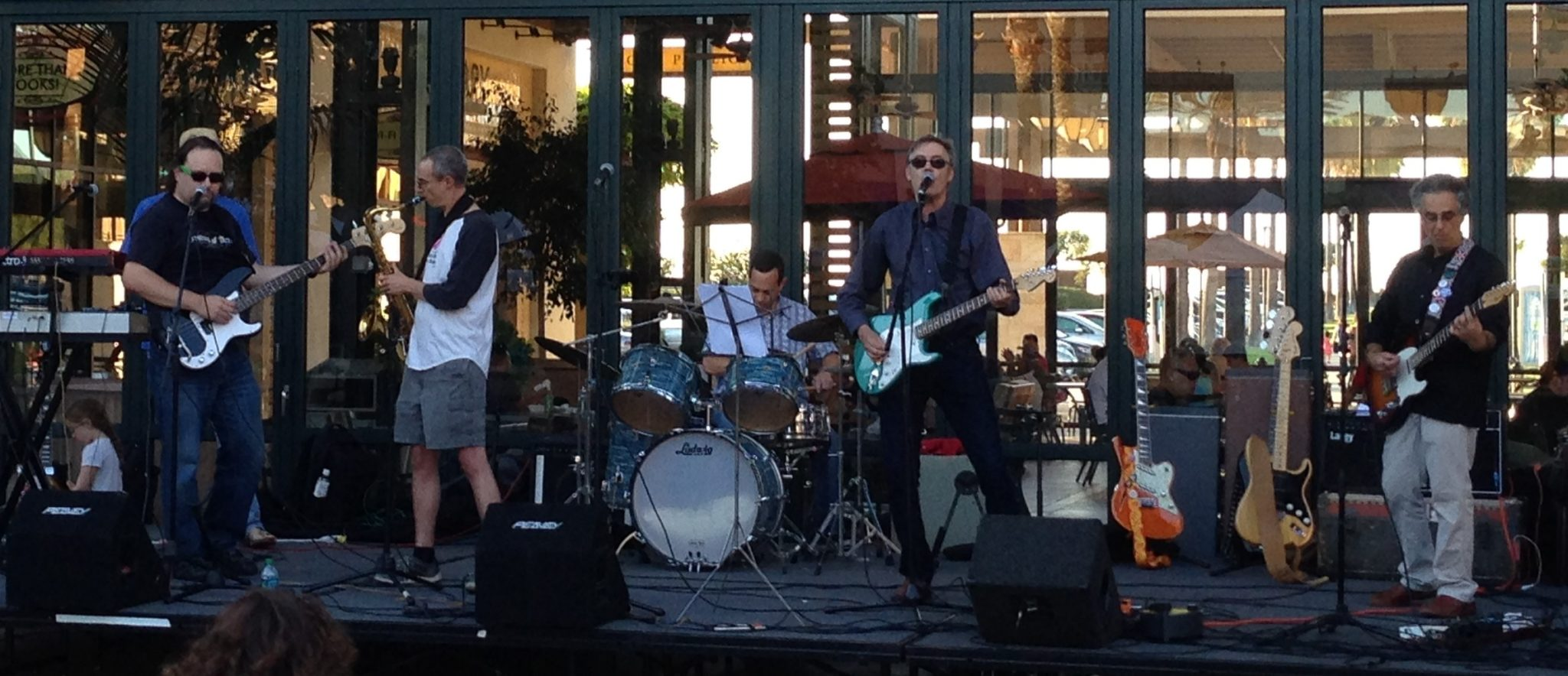 The Innocent Bystanders at Otay Ranch Town Center