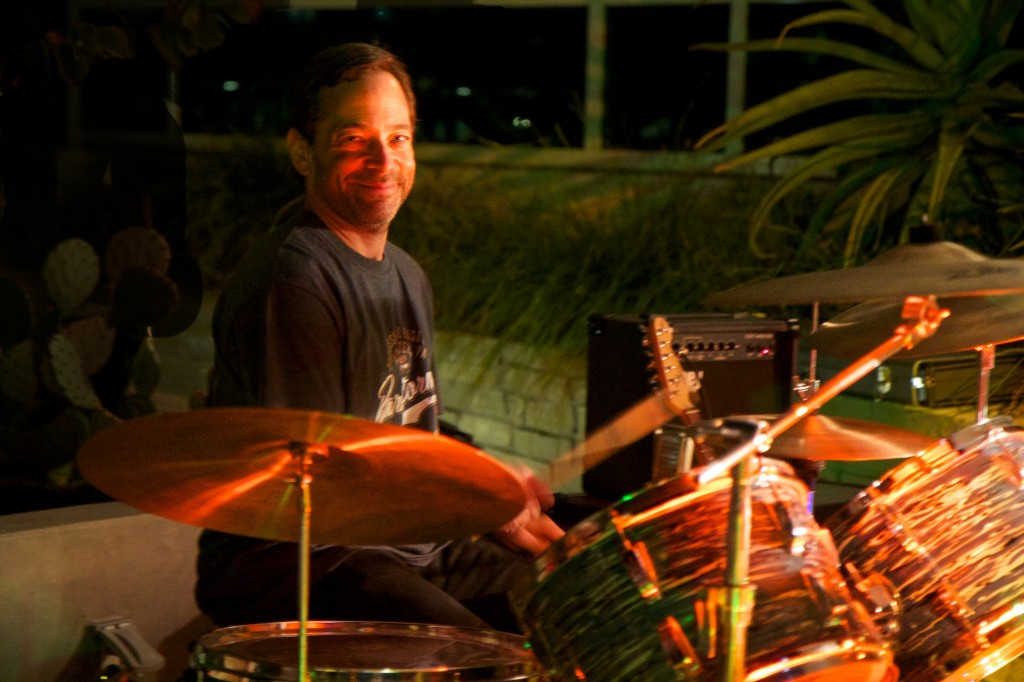 Innocent Bystanders Drummer Steve Berenson