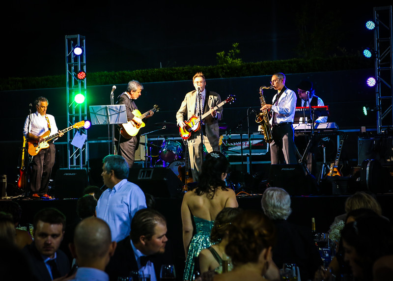 The Innocent Bystanders cover bandplay live music in San Diego on Stage at PetCo Park