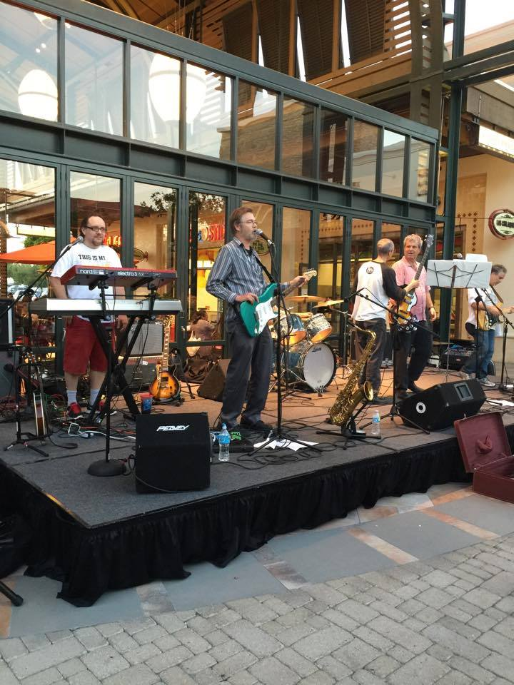 The Innocent Bystanders at Otay Ranch Town Center June 2015